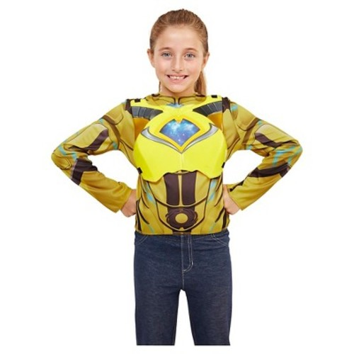 Power Rangers Deluxe Yellow Ranger Dress Up Set