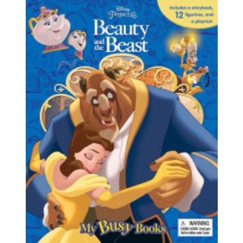 Disney Beauty & The Beast My Busy Books