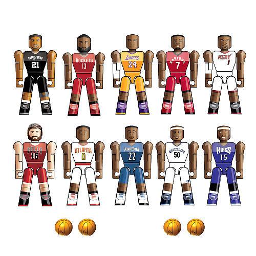 NBA Deluxe Collector Set