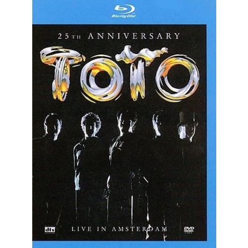 25th Anniversary Live in Amsterdam Bluray DVD (Blu-ray Disc)