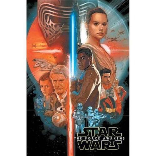 Star Wars The Force Awakens (Hardcover) (Chuck Wendig)