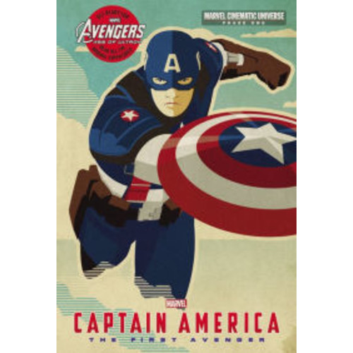 Phase One: Captain America: The First Avenger