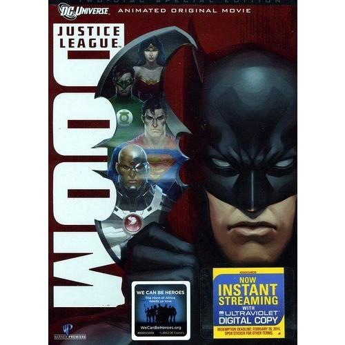 Justice League: Doom (Special Edition): Various: Movies & TV