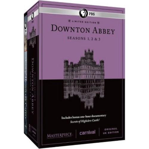 Downton Abbey Seasons 1-3 (DVD)