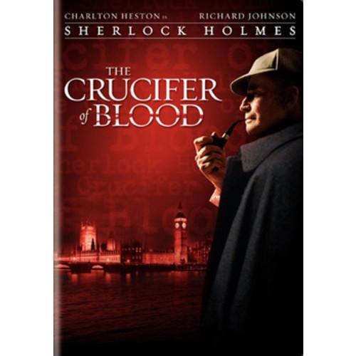 The Crucifer Of Blood (DVD)