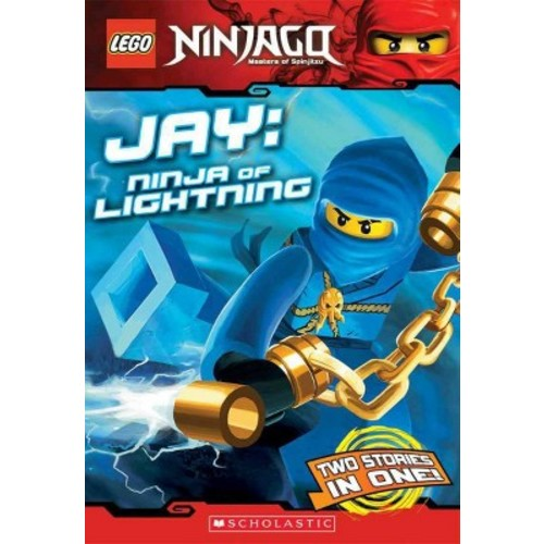 Jay, Ninja of Lightning (LEGO Ninjago: Chapter Book)