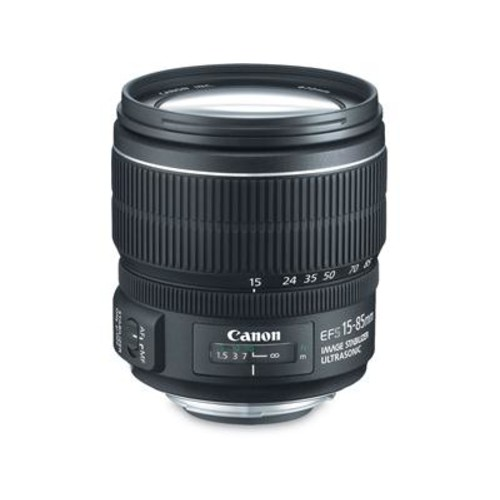 Canon EF-S 15-85mm IS USM Zoom lens for APS-C sensor Canon EOS DSLR cameras