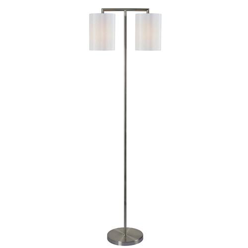Kenroy Home Maddox 57 in. Steel Floor Lamp