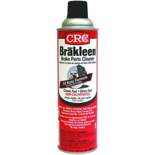 CRC 50-State-Compliant Brake Parts Cleaner - 05050