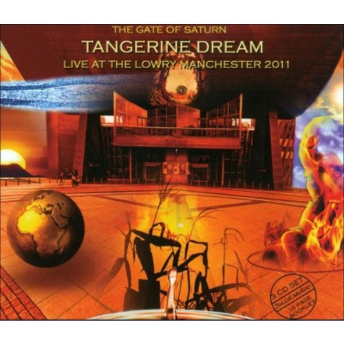 The Gate of Saturn: Live at the Lowry Manchester 2011 [CD]