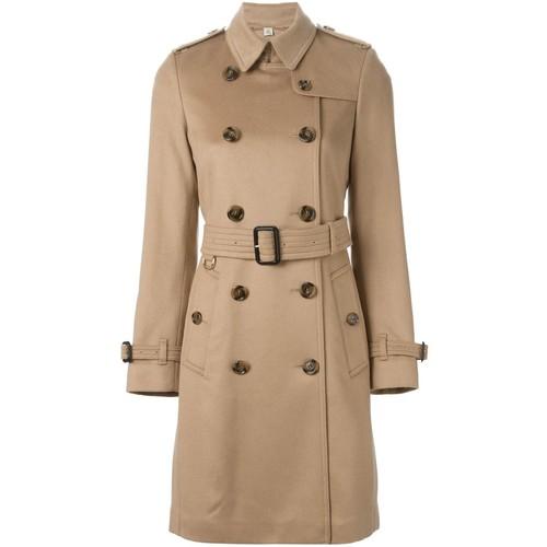 BURBERRY LONDON 'Kensington' Trench Coat