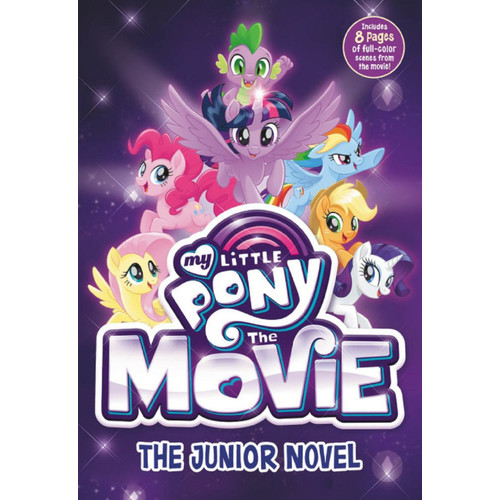 My Little Pony The Movie The Junior Novel