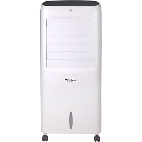 Whirlpool 214 CFM 3 Speed Portable Evaporative Air Cooler in White for 425 sq. ft.