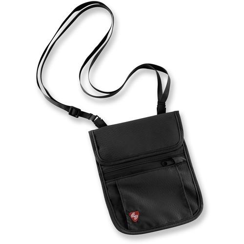RFID Neck Security Wallet