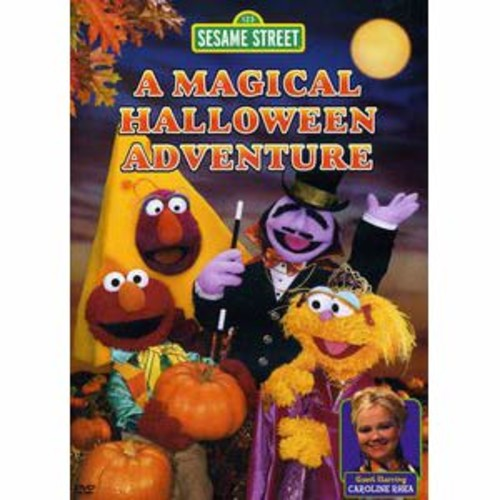 Sesame Street: A Magical Halloween Adventure DD