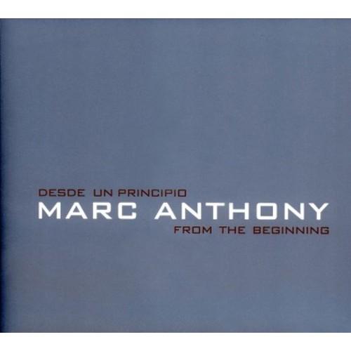 Marc Anthony - Desde un Principio: From the Beginning (Sony International) (CD)