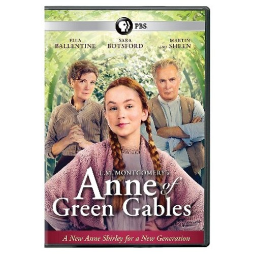 L.M. Montgomery's Anne of Green Gables 2016