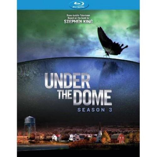 Under the Dome: Season Three [Blu-ray] [4 Discs]