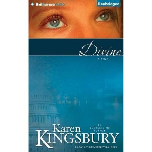 Divine (Unabridged) (CD/Spoken Word) (Karen Kingsbury)