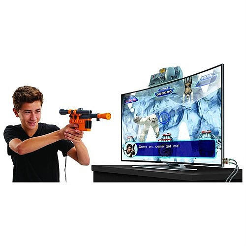 Star Wars Blaster Strike TV Deluxe Video Game