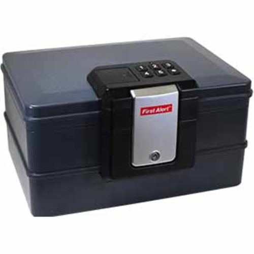 First Alert .39 cu. ft. Waterproof Fire Resistant Chest