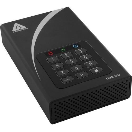 Apricorn Aegis Padlock DT ADT-3PL256-8000 8 TB 3.5