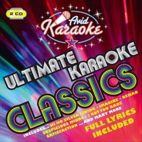 Ultimate Karaoke Hits [CD]