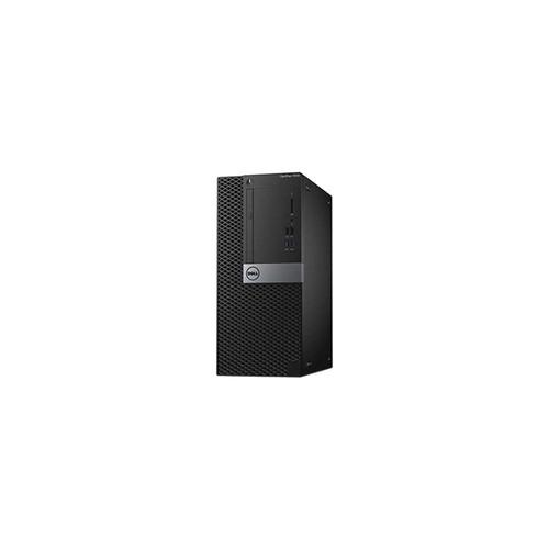 DELL Desktop Computer OptiPlex 7050 (D3HFF) Intel Core i7 7th Gen 7700 (3.60 GHz) 8 GB DDR4 500 GB HDD AMD Radeon R5 430 Windows 10 Pro 64-Bit