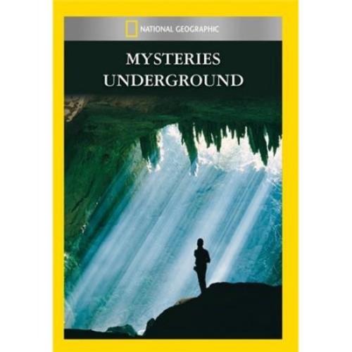 National Geographic: Mysteries Underground (DVD)