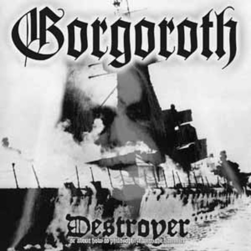 Gorgoroth - Destroyer [White Vinyl] [Vinyl]