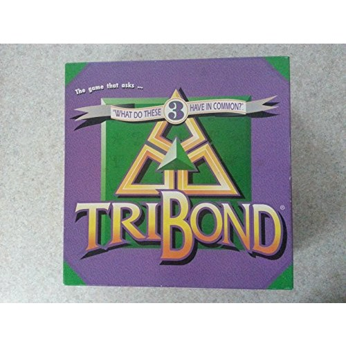 What Do These 3 Have in Common TriBond Board Game