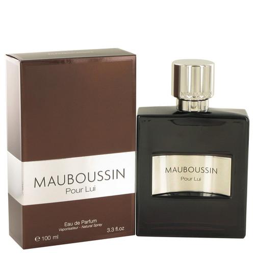 Mauboussin Pour Lui by Mauboussin Eau De Parfum Spray 3.3 oz Men
