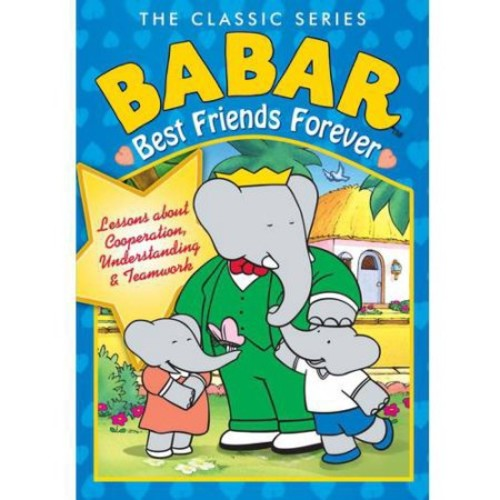 Babar: Best Friends Forever [DVD]