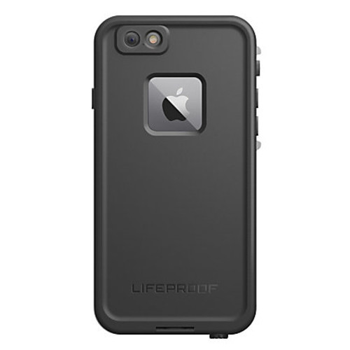 Lifeproof FRE Waterproof Case for iPhone 6/6s (4.7-Inch Version)- Black