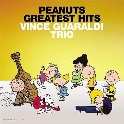 Vince Guaraldi Trio - Peanuts Greatest Hits (LP)