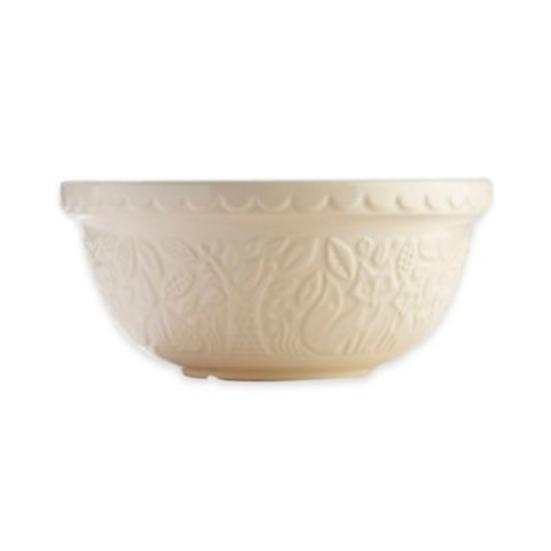 Mason Cash 4.25 qt. Embossed Fox Mixing Bowl