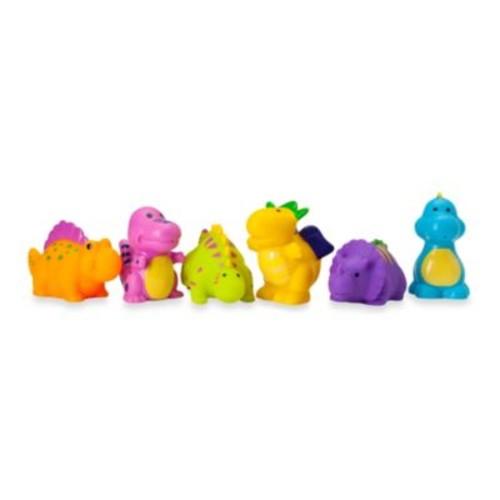 Elegant Baby Dinosaur Party Bath Squirties