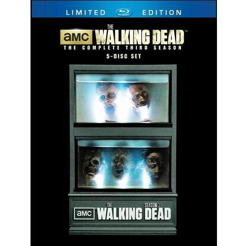 The Walking Dead: The Complete Third Season [Limited Edition] [5 Discs] [Blu-ray]