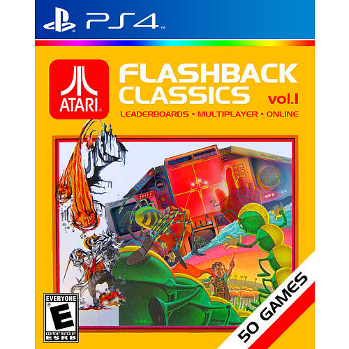 Atari Flashback Classics Volume 1 for Sony PS4