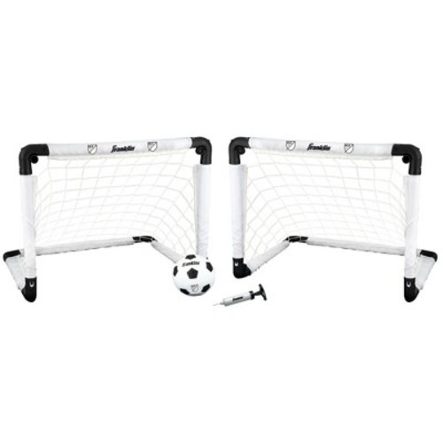 Franklin MLS Mini Insta Indoor Soccer Goal Set