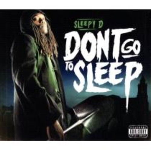 Don't Go to Sleep [CD] [PA]