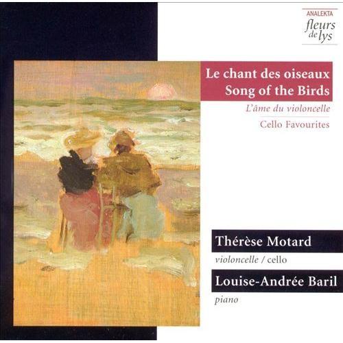Song of the Birds: Cello Favorites [CD]