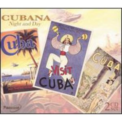 Cubana: Night & Day CD