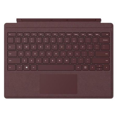 Microsoft Surface Pro Signature Type Cover - Burgundy