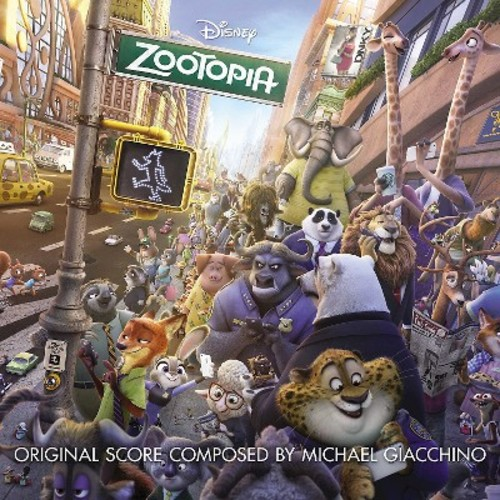 Zootopia Original Soundtrack