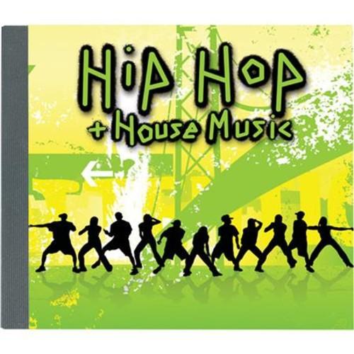 Sound Ideas Hip Hop House Music Royalty-Free Audio CD M-SI-HIP-HOP-H