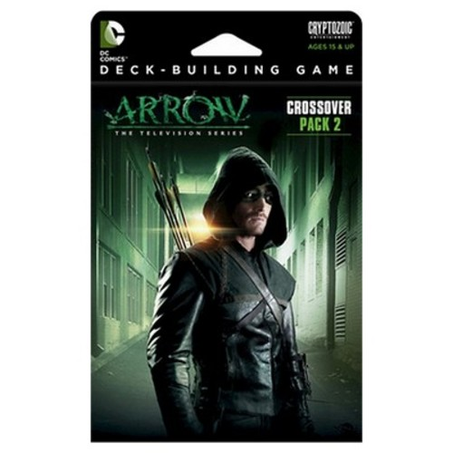DC Comics Deck-Building Card Game Arrow Crossover Pack 2