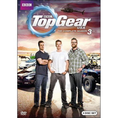 Top Gear: The Complete Third Season [4 Discs] [DVD]