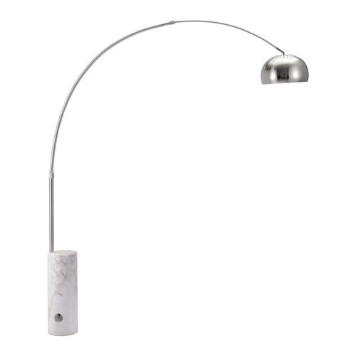 Trion Satin Floor Lamp