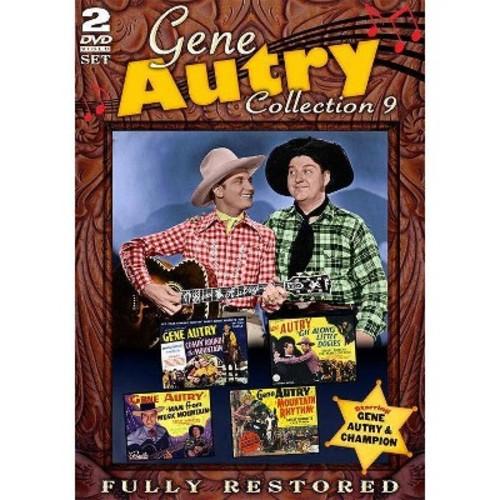 Gene Autry Movie Collection 9 (DVD)